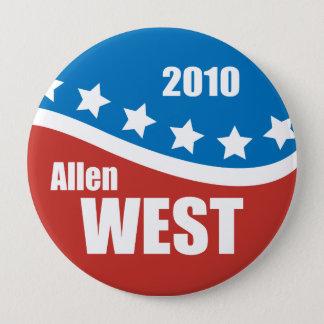Allen West 2010 Button