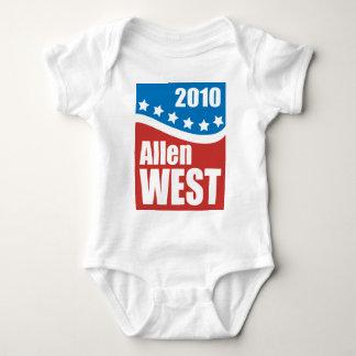 Allen West 2010 Infant Creeper
