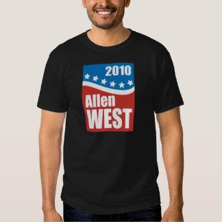 Allen West 2010 T-shirt
