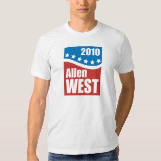 Allen West 2010 Tee Shirt