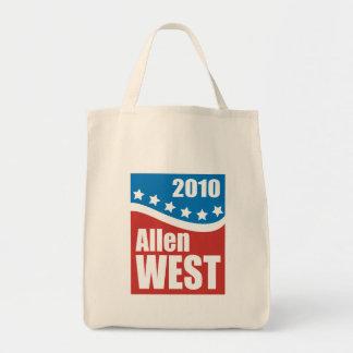 Allen West 2010 Tote Bag