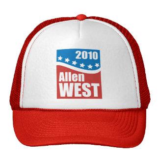 Allen West 2010 Trucker Hat