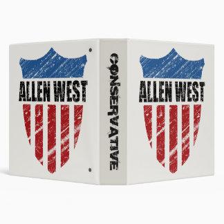 Allen West Binder