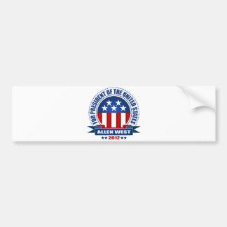 Allen West Bumper Sticker