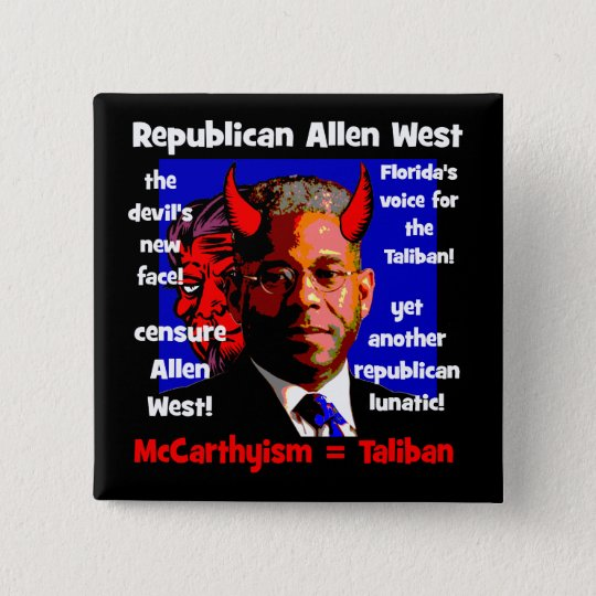 Allen West Button