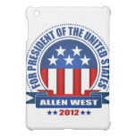 Allen West Cover For The iPad Mini