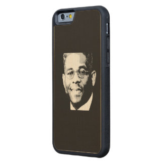 Allen West Face Carved® Maple iPhone 6 Bumper Case