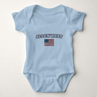 Allen West for America Baby Bodysuit