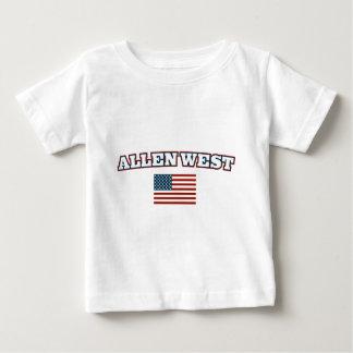 Allen West for America Infant T-shirt