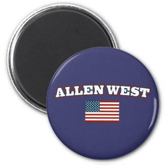 Allen West for America Magnet
