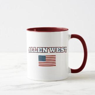 Allen West for America Mug