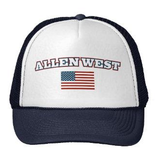 Allen West for America Trucker Hat