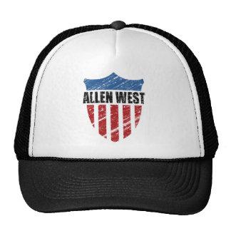 Allen West Hat