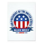 Allen West Invitation