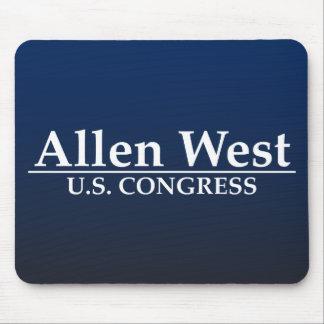 Allen West U.S. Congress Mouse Pad