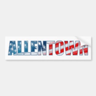 Allentown Bumper Sticker