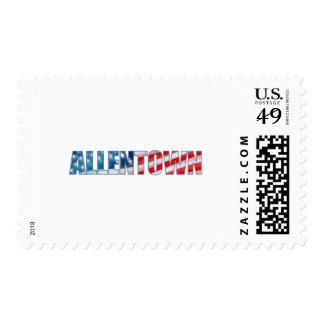 Allentown Postage