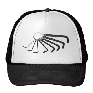 AllenWrenches071809 Mesh Hat