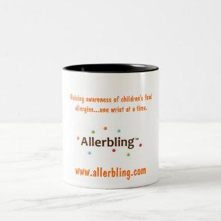 Allerbling Coffee Cup Two-Tone Coffee Mug