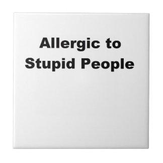 Allergic Tile