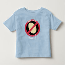 Allergic To Potato Allergy Personalized Kids Toddler T-shirt
