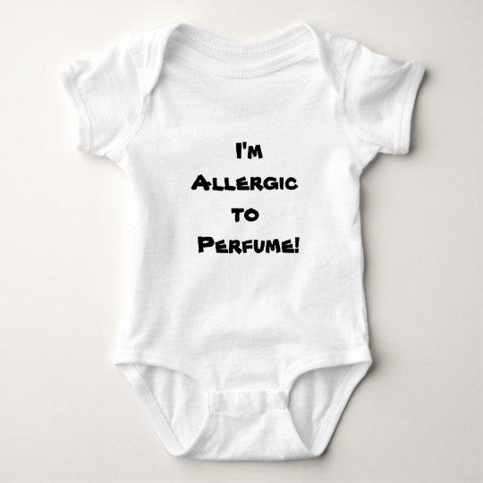 ALLERGIES BABY BODYSUIT