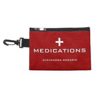 Allergies Emergency Medications Accessories Bag
