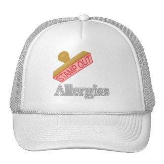 Allergies Hats