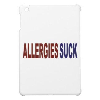 Allergies Suck iPad Mini Covers