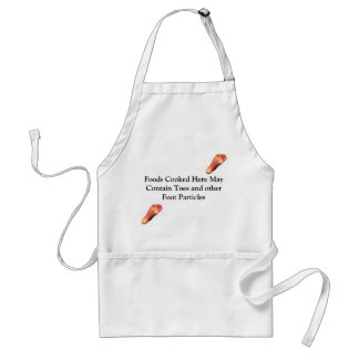 Allergy Alert Adult Apron