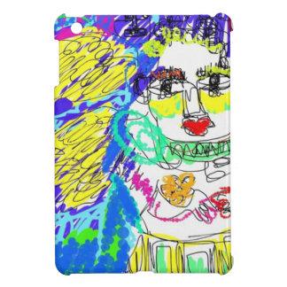 Allergy Folk Art Digital Drawing Cover For The iPad Mini