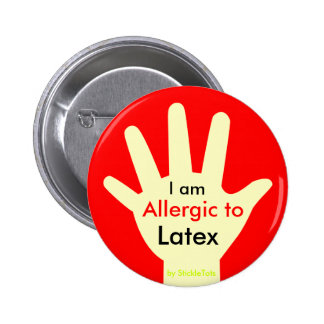Allergy_Latex Button