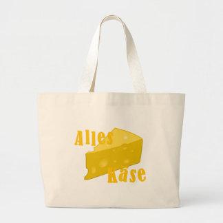Alles Käse Tote Bag