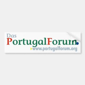 Alles zum PortugalForum Bumper Sticker