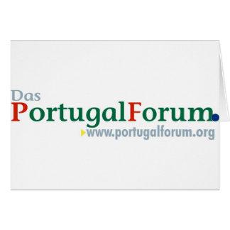 Alles zum PortugalForum Greeting Cards