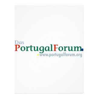 Alles zum PortugalForum Letterhead