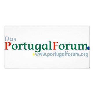 Alles zum PortugalForum Personalized Photo Card