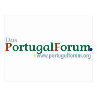 Alles zum PortugalForum Postcard