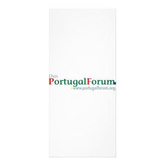 Alles zum PortugalForum Rack Card Design