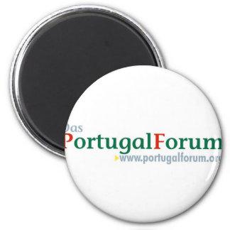 Alles zum PortugalForum Refrigerator Magnet