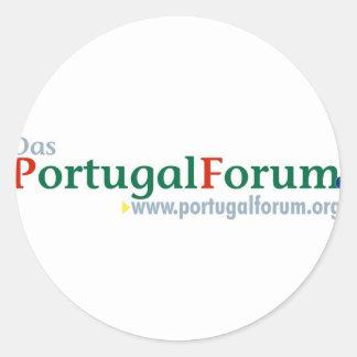 Alles zum PortugalForum Sticker