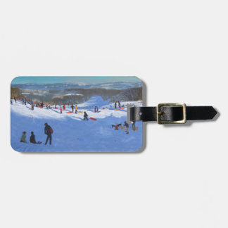 Allestree Park Derby 2013 Luggage Tag