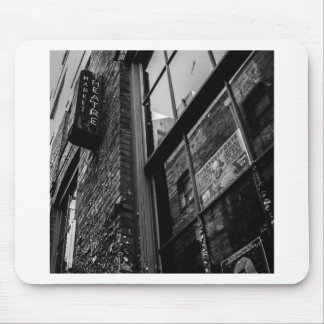 Alley Atmosphere Mouse Pad