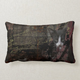 Alley Cat 13x21 lumbar pillow