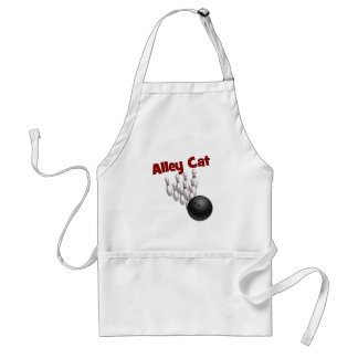 Alley Cat Adult Apron