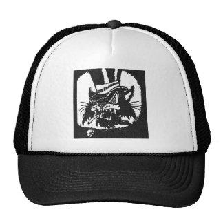 Alley Cat by Von Knoblock Trucker Hat