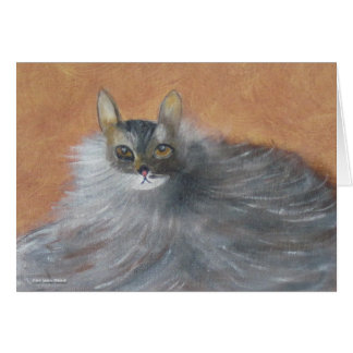 Alley Cat Card