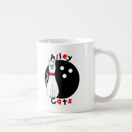 Alley Cat Coffee Mug