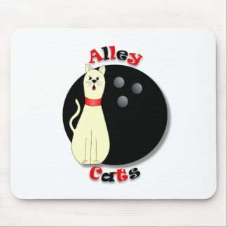 alley cat live trace to photo.ai mouse pad