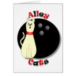 Alley Cat Notecard Cards